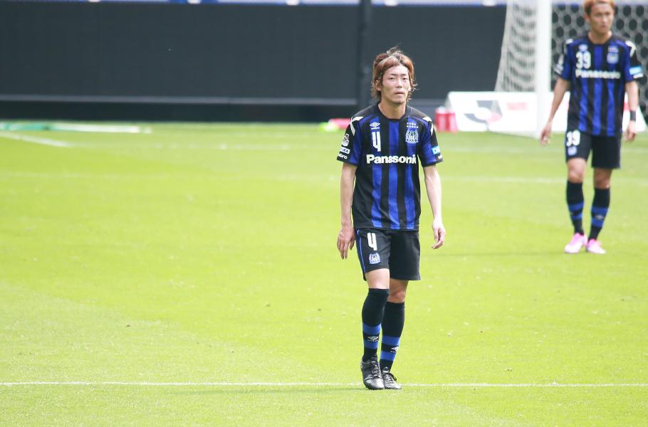 ガンバ大阪湘南ベルマーレ