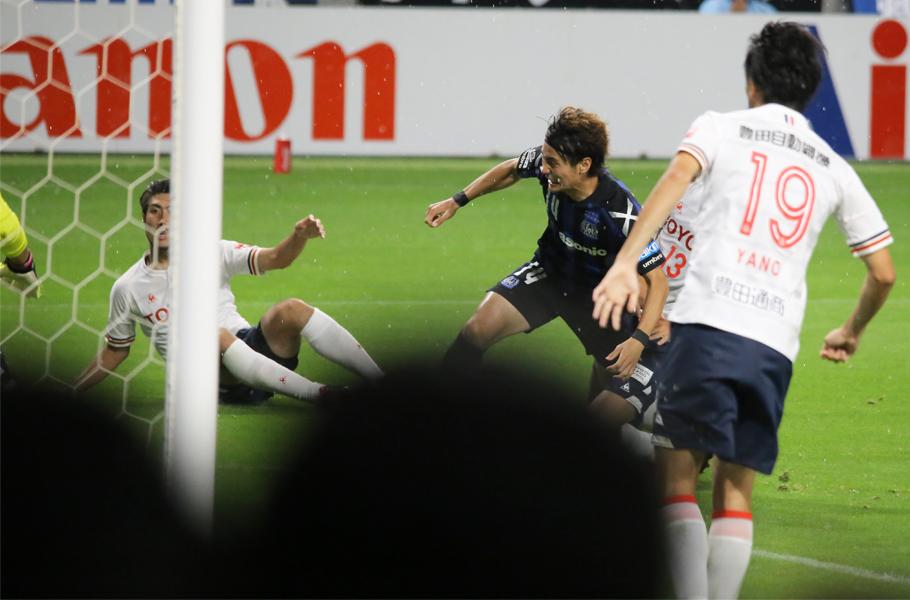 ガンバ大阪名古屋グランパス市立吹田スタジアム
