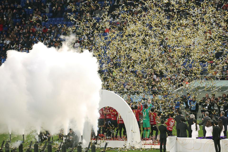 鹿島アントラーズ川崎フロンターレ市立吹田スタジアム天皇杯