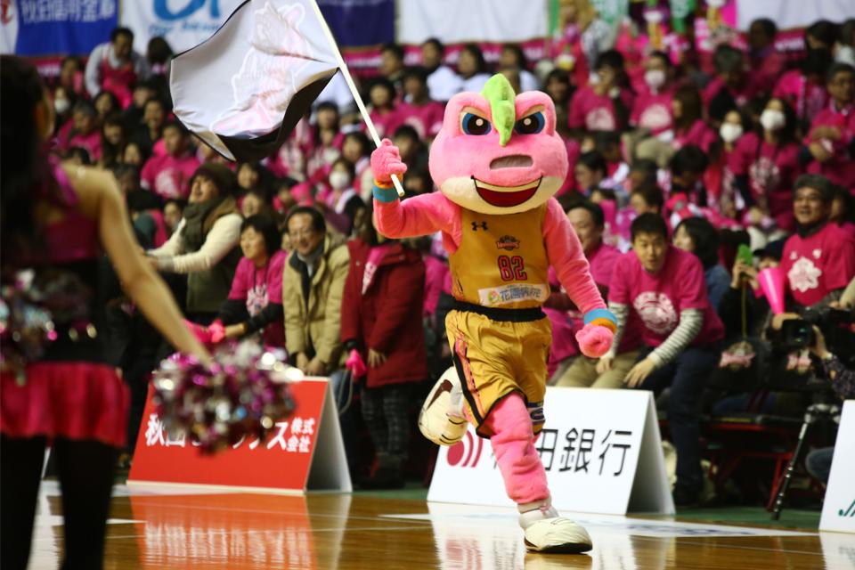 横浜ビー・コルセアーズ秋田ノーザンハピネッツCNAアリーナ★あきた