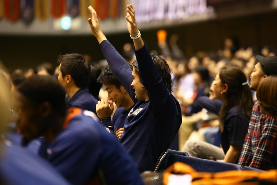 横浜ビー・コルセアーズ新潟アルビレックスBBトッケイセキュリティ平塚総合体育館