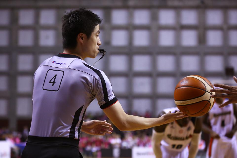 秋田ノーザンハピネッツ横浜ビー・コルセアーズ秋田市立体育館