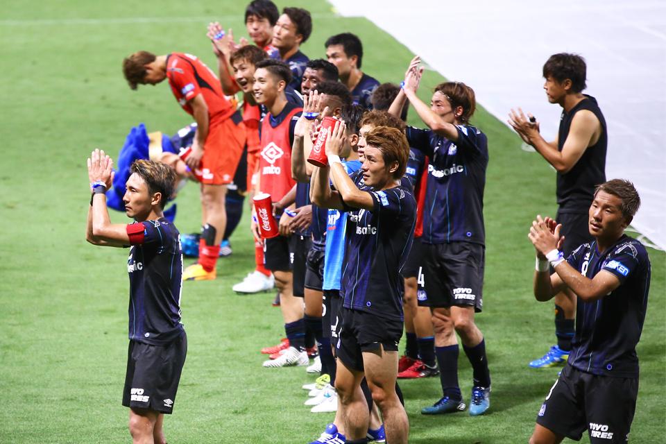 大阪ダービー2017