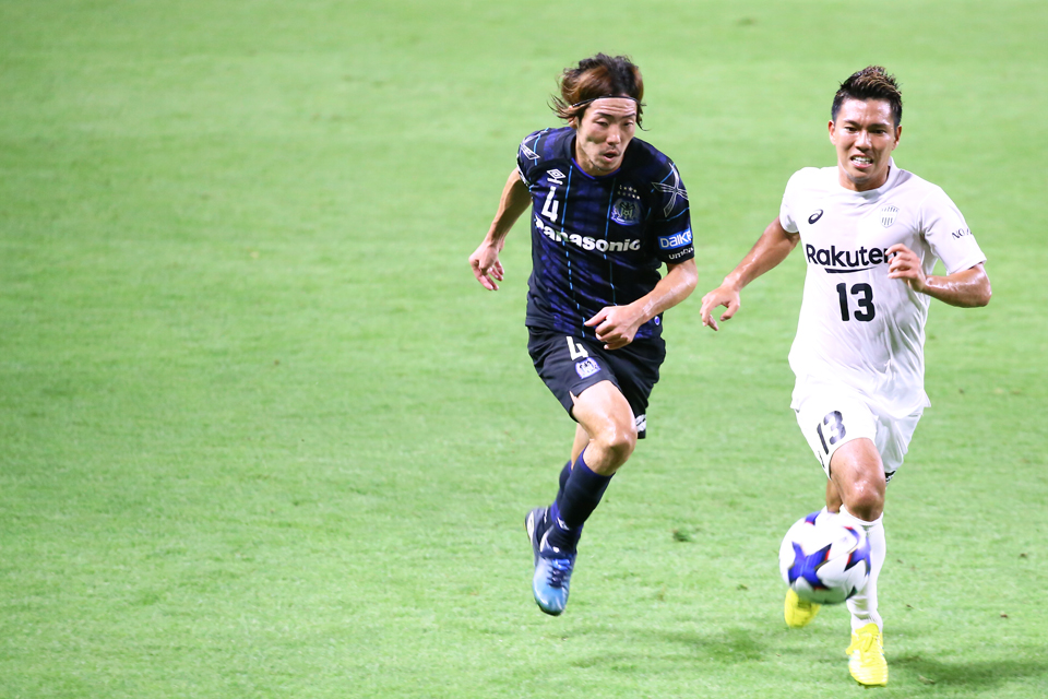 ガンバ大阪ヴィッセル神戸ルヴァンカップ2017