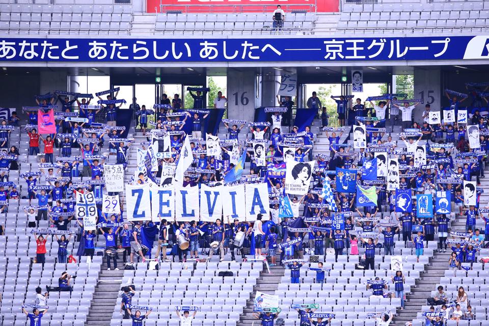 東京ヴェルディ町田ゼルビア味の素スタジアム