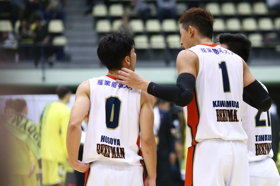 サンロッカーズ渋谷横浜ビー・コルセアーズ青山学院記念