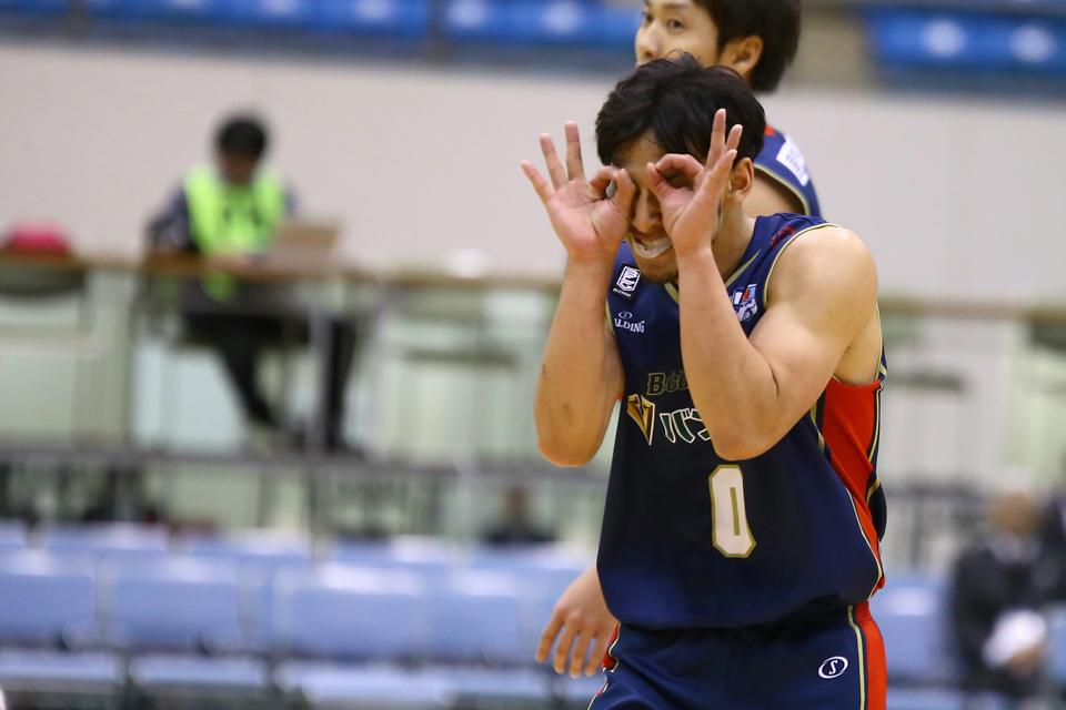 横浜ビー・コルセアーズ仙台89ERS盛岡タカヤアリーナ