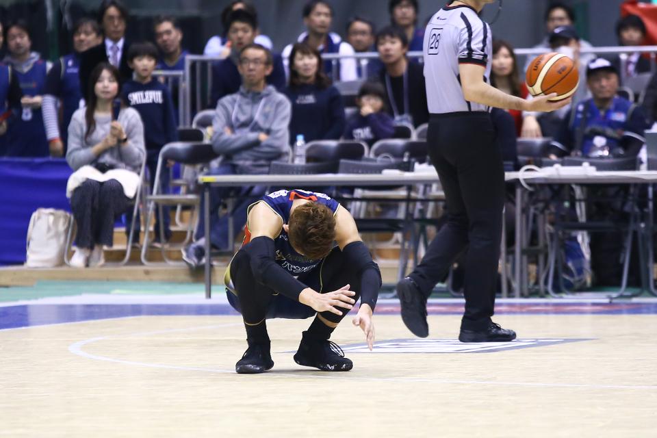 横浜ビー・コルセアーズ×レバンガ北海道横浜国際プール
