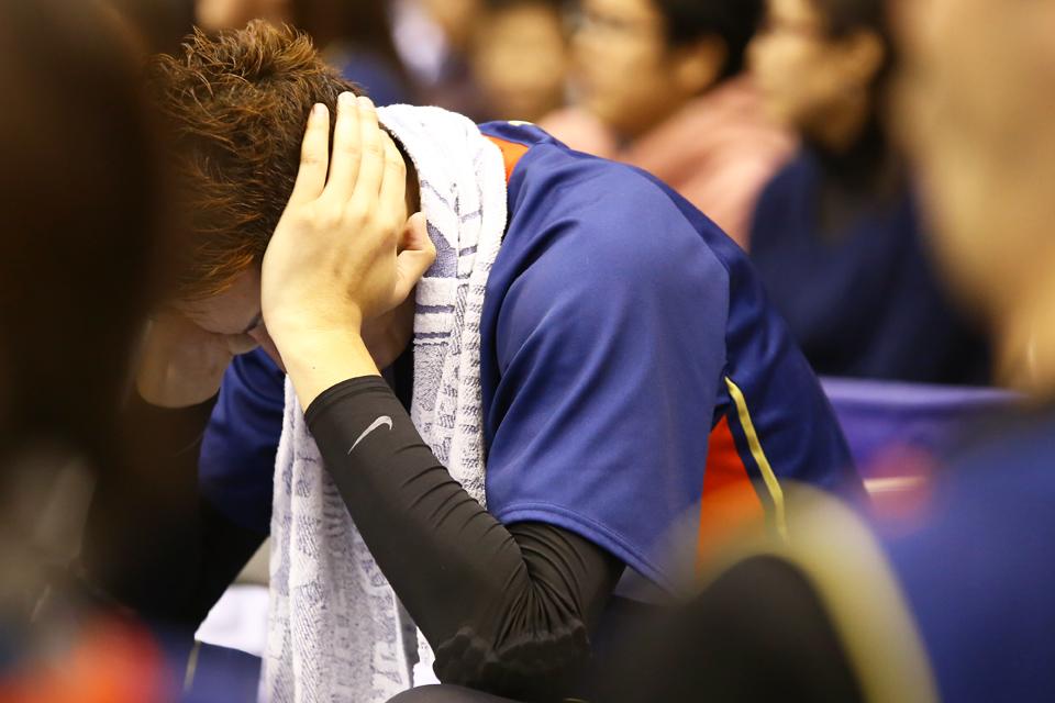 横浜ビー・コルセアーズ×琉球ゴールデンキングス横浜国際プール20171202