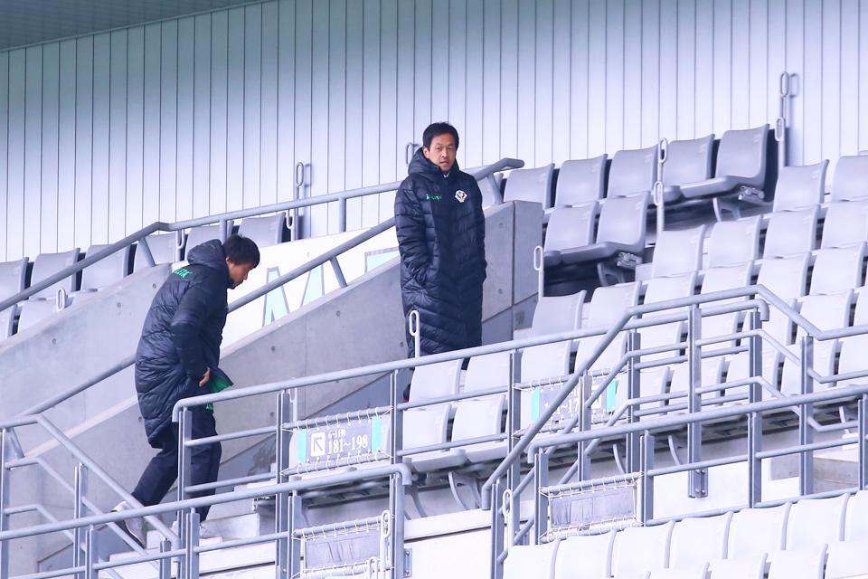 東京ヴェルディジェフユナイテッド市原・千葉味の素スタジアム