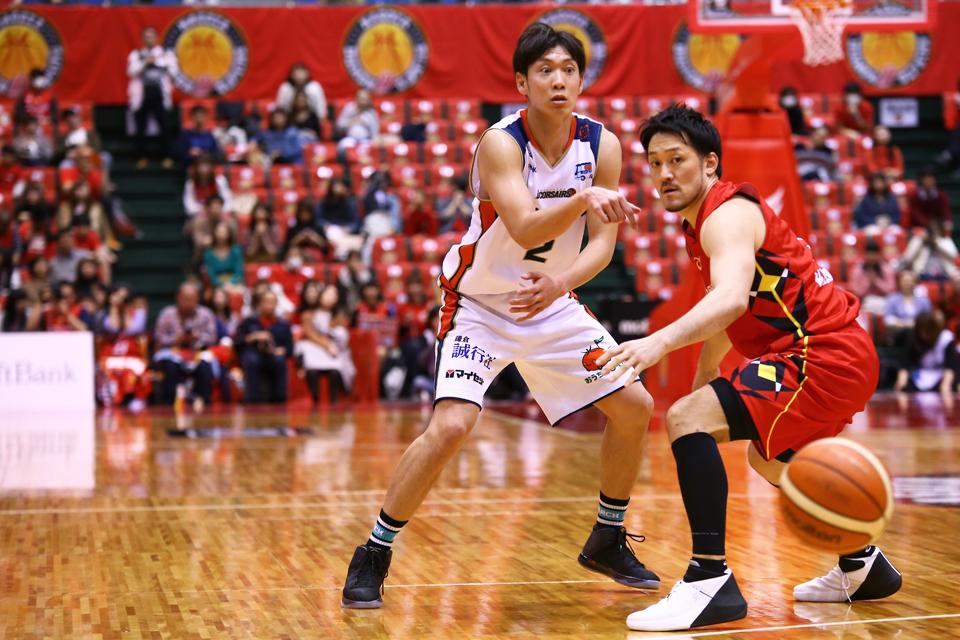 名古屋ダイヤモンドドルフィンズ横浜ビー・コルセアーズ愛知県体育館