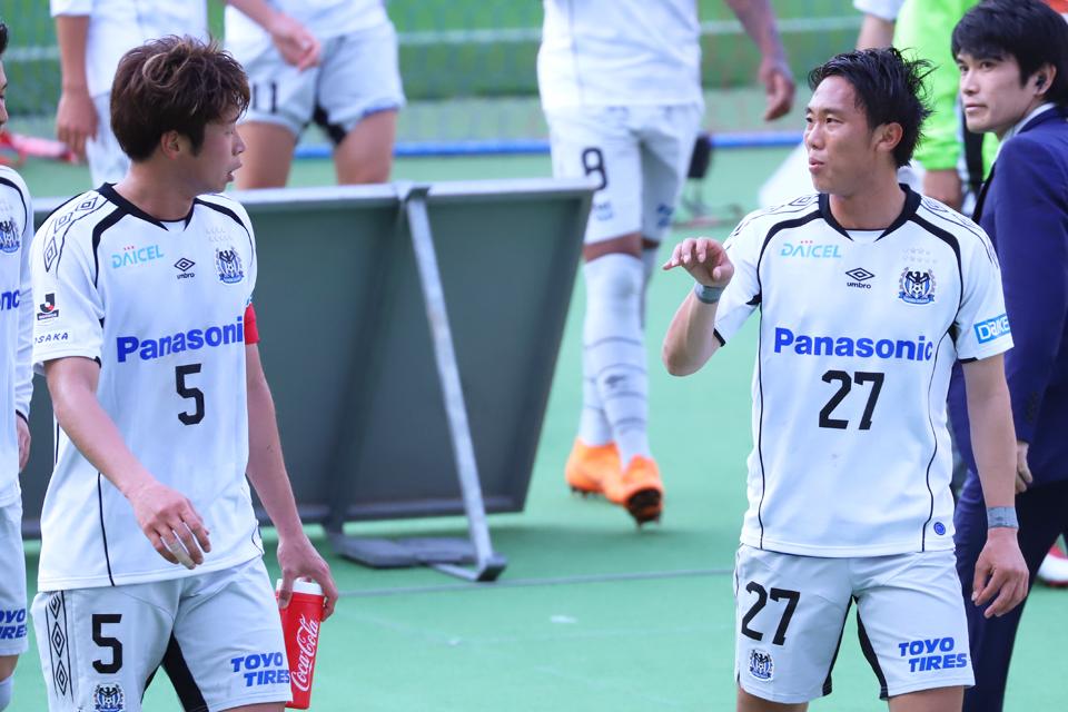 FC東京ガンバ大阪味の素スタジアム