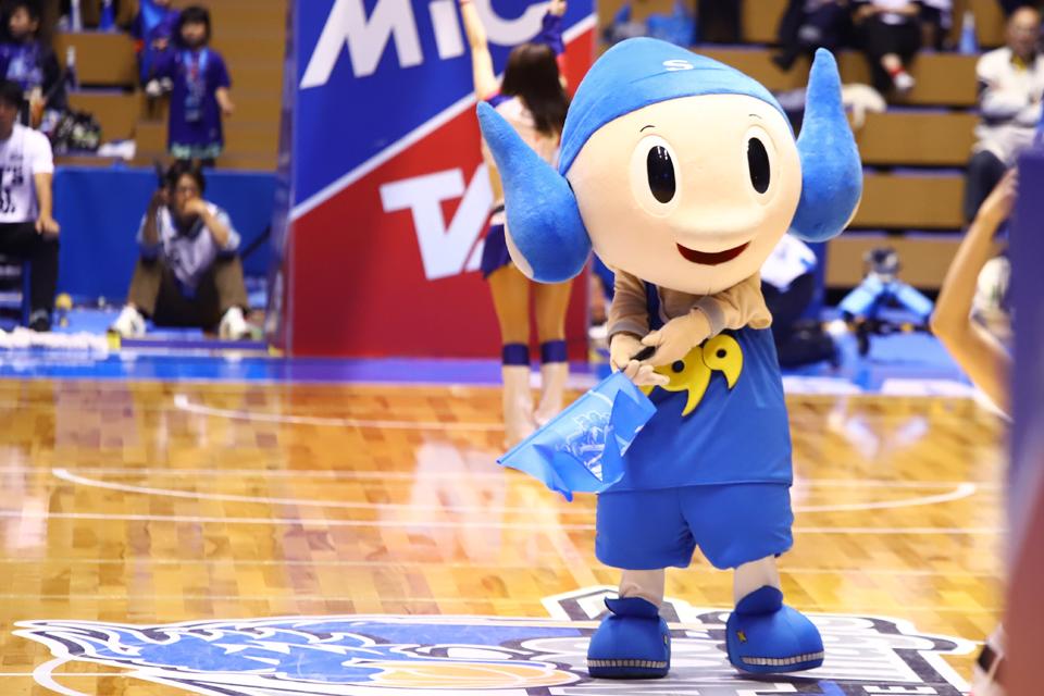 島根スサノオマジック横浜ビー・コルセアーズ松江市総合体育館