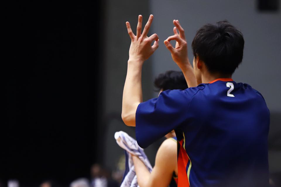 横浜ビー・コルセアーズ西宮ストークス横浜文化体育館