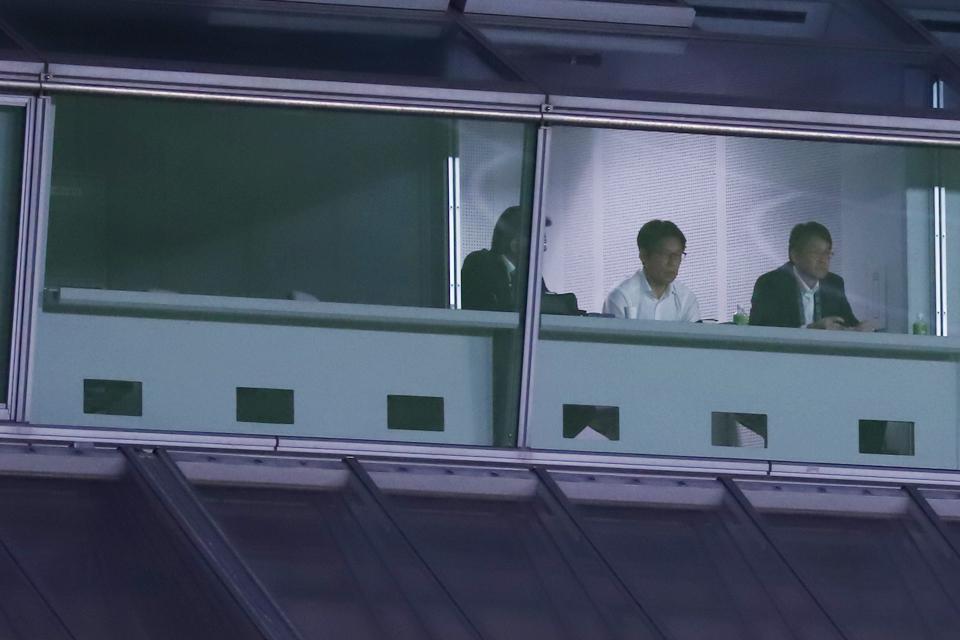 横浜F.マリノスガンバ大阪日産スタジアム