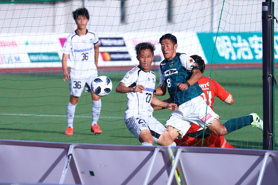 SC相模原ガンバ大阪U23相模原ギオンスタジアム