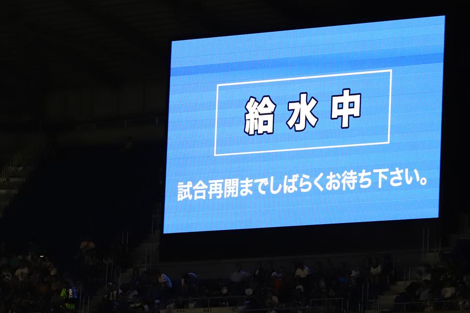 ガンバ大阪×清水エスパルスパナソニックスタジアム吹田