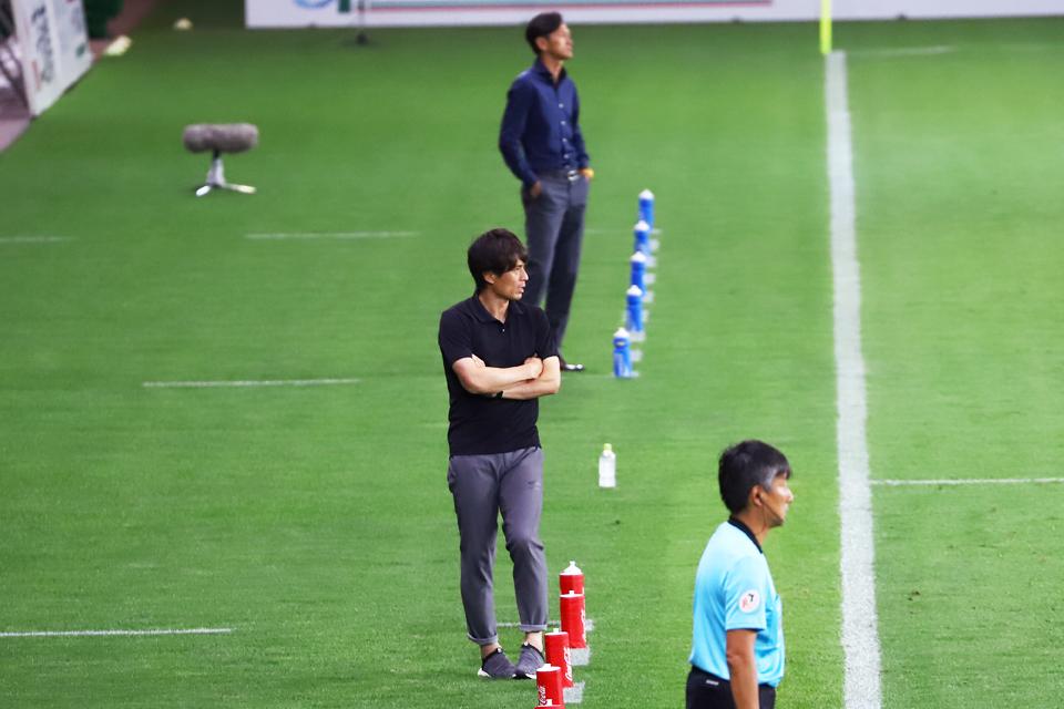 ベガルタ仙台ガンバ大阪ユアテックスタジアム仙台