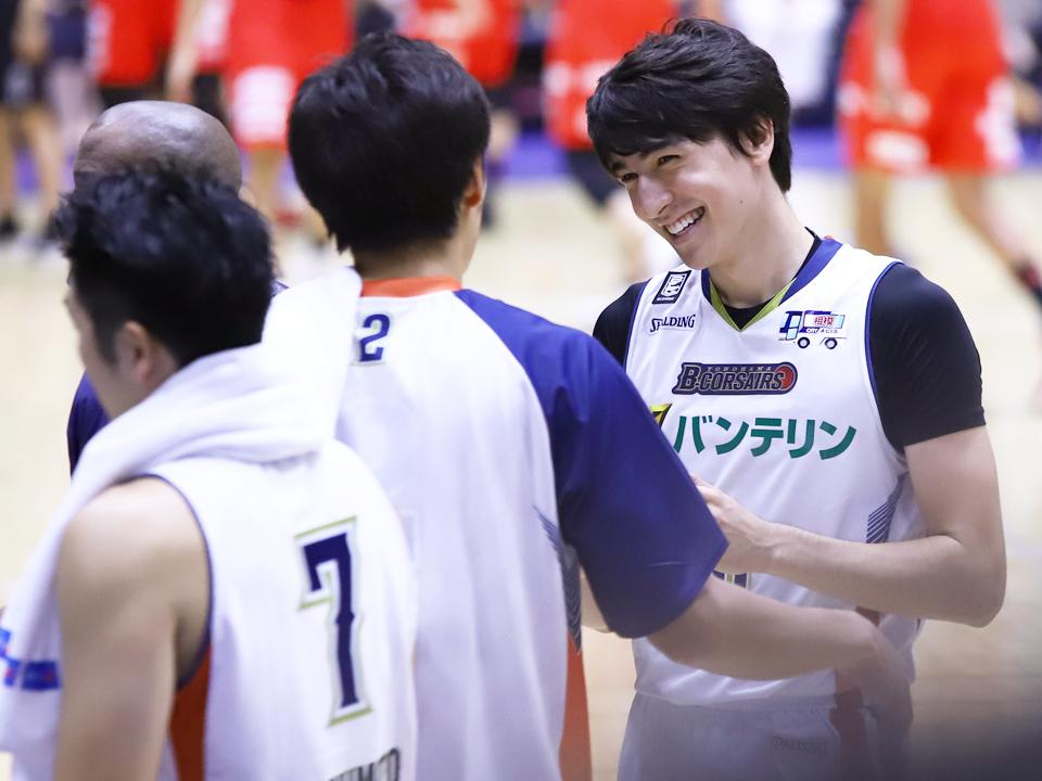 千葉ジェッツふなばし横浜ビー・コルセアーズKANTOEARLYCUP2018