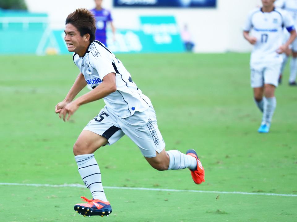 FC東京U-23ガンバ大阪U-23味の素フィールド西が丘