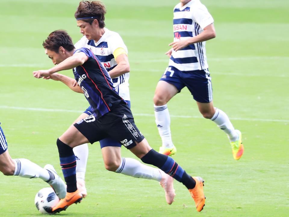 ガンバ大阪横浜Fマリノスパナソニックスタジアム吹田