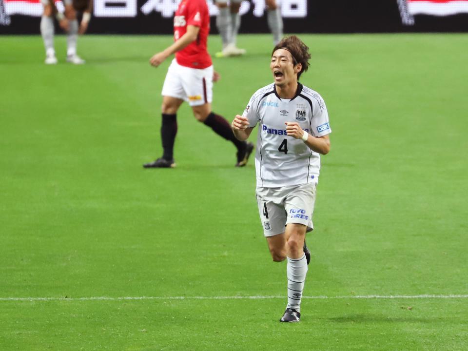 浦和レッズガンバ大阪埼玉スタジアム2002