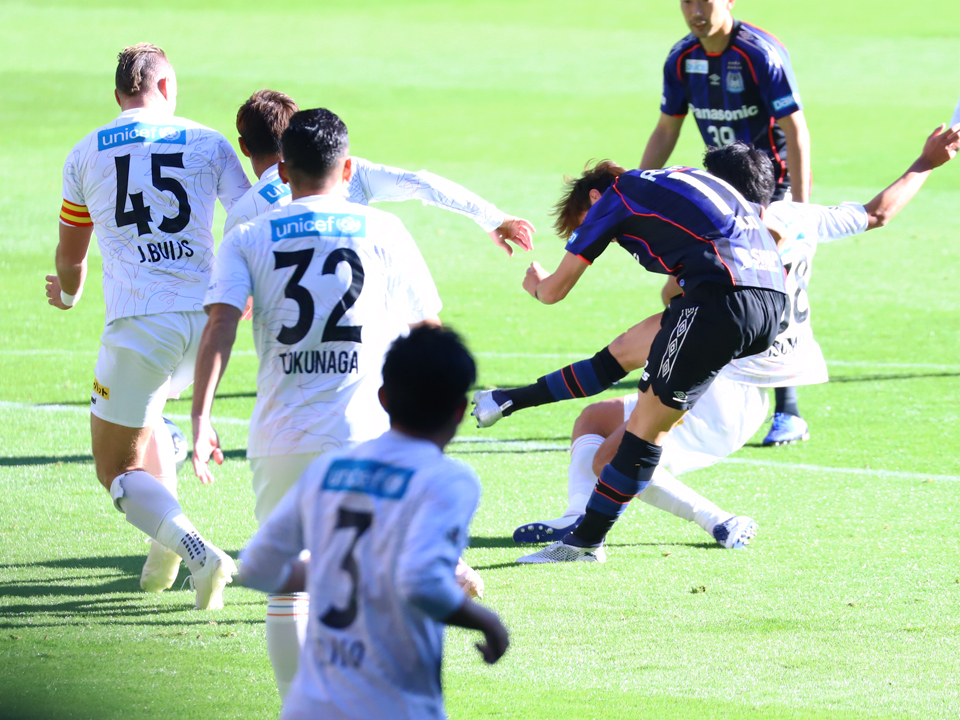 ガンバ大阪V・ファーレン長崎パナソニックスタジアム吹田