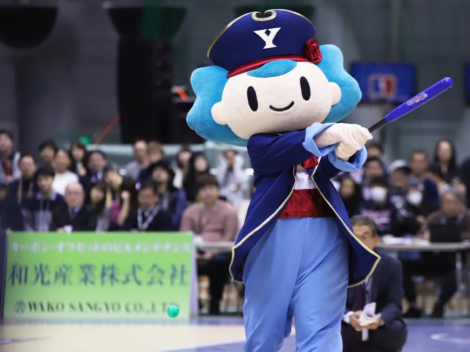 横浜ビー・コルセアーズアルバルク東京横浜国際プール