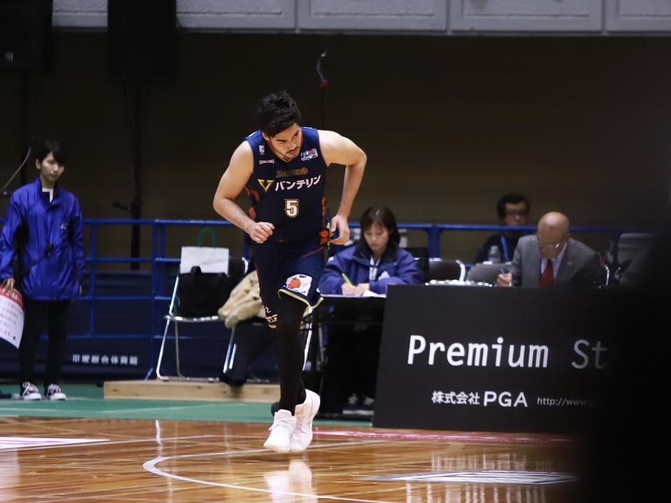 横浜ビー・コルセアーズ三遠ネオフェニックストッケイセキュリティ平塚総合体育館