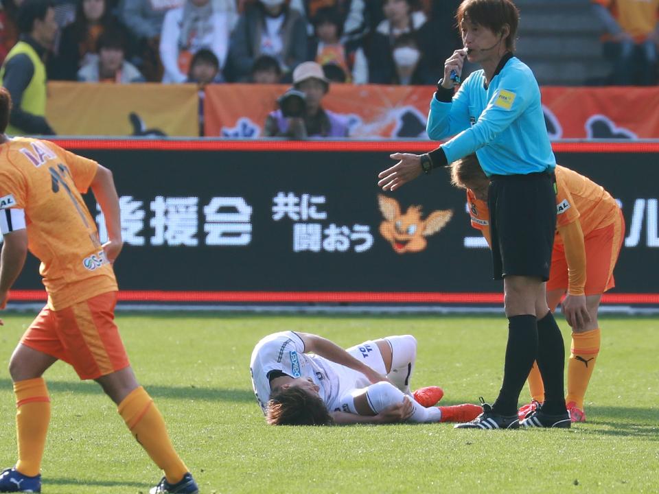 清水エスパルスガンバ大阪IAIスタジアム日本平