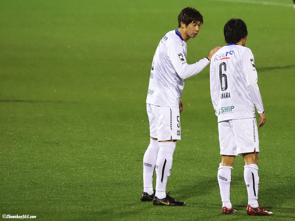 ジュビロ磐田ガンバ大阪ヤマハスタジアム