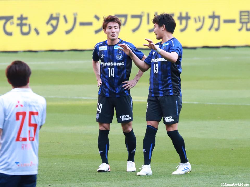 ガンバ大阪×FC東京@パナソニックスタジアム吹田