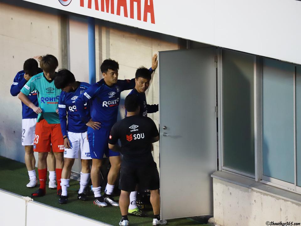 ジュビロ磐田×ガンバ大阪@ヤマハスタジアム