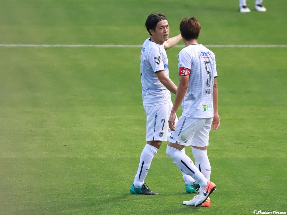 20190629【J1第17節】松本山雅FC×ガンバ大阪@サンプロアルウィン