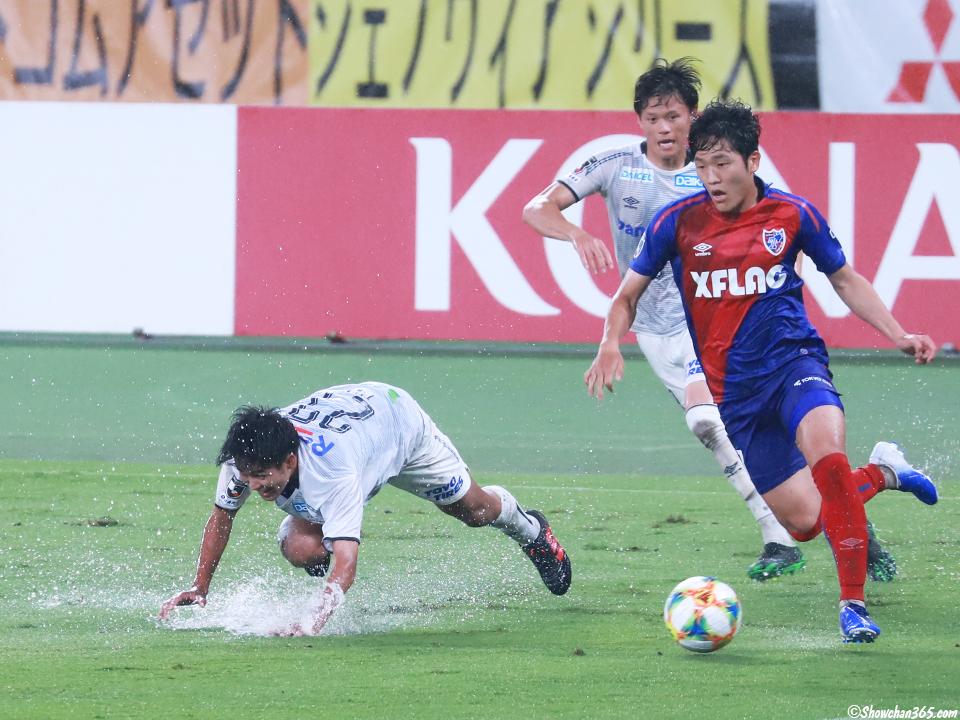 20190707【J1第18節】FC東京×ガンバ大阪@味の素スタジアム