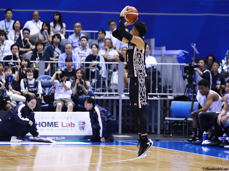 20190915【TOKAI EARLY CUP2019】シーホース三河×ファイティングイーグルス名古屋