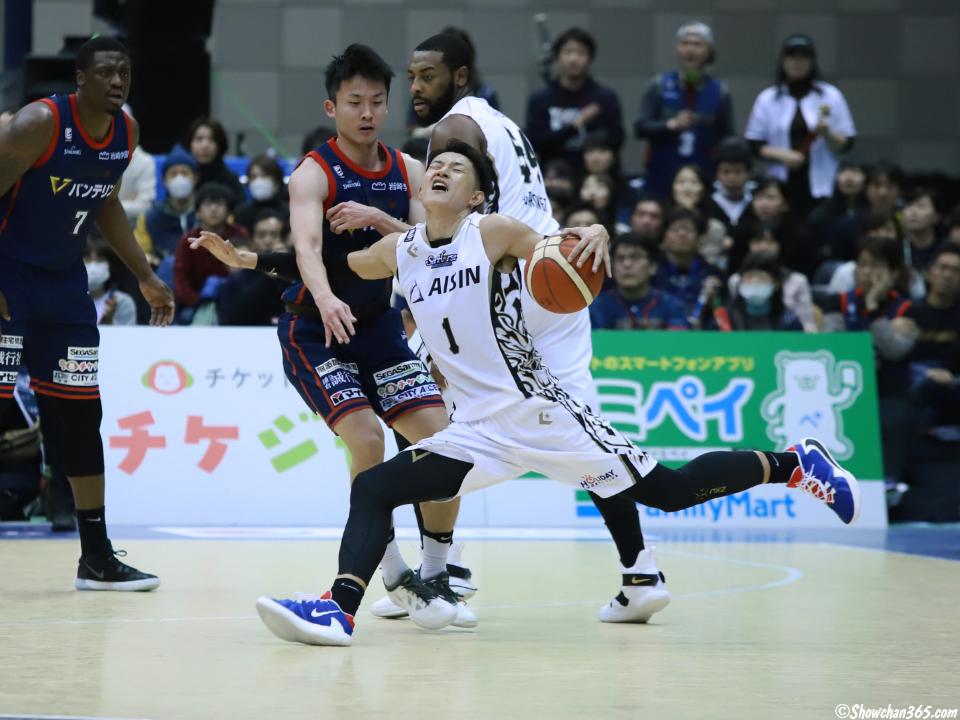 20191228【B1第15節GAME1】横浜ビー・コルセアーズ×シーホース三河@横浜国際プール