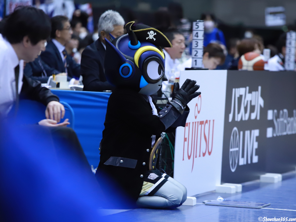 20191229【B1第15節GAME2】横浜ビー・コルセアーズ×シーホース三河@横浜国際プール
