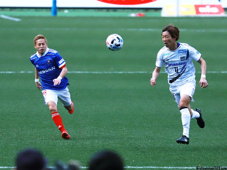 20200223【J1第1節】横浜Fマリノス×ガンバ大阪@日産スタジアム