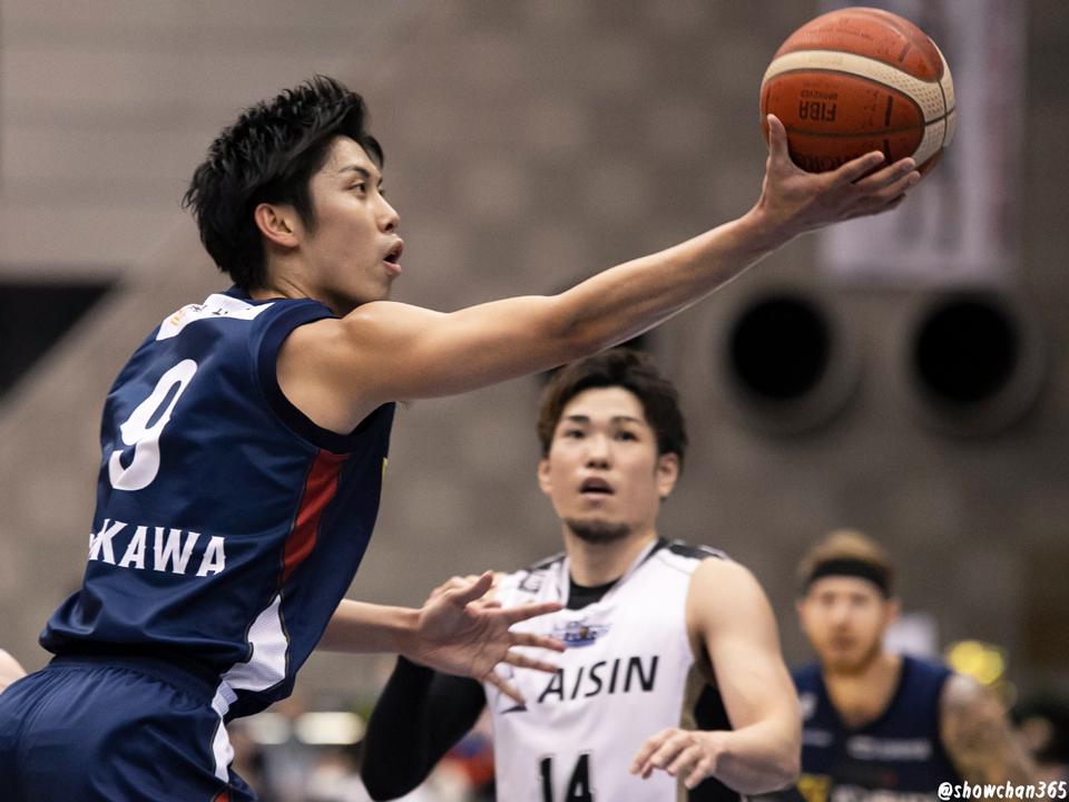 20201115【B1第9節GAME2】横浜ビー・コルセアーズ×シーホース三河@横浜国際プール