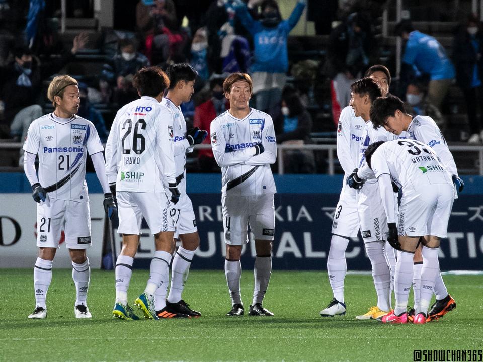 20201216【J1第33節】横浜FC×ガンバ大阪@ニッパツ三ツ沢球技場
