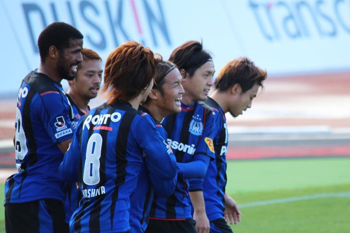 20141129 【J1_第33節】G大阪vs神戸