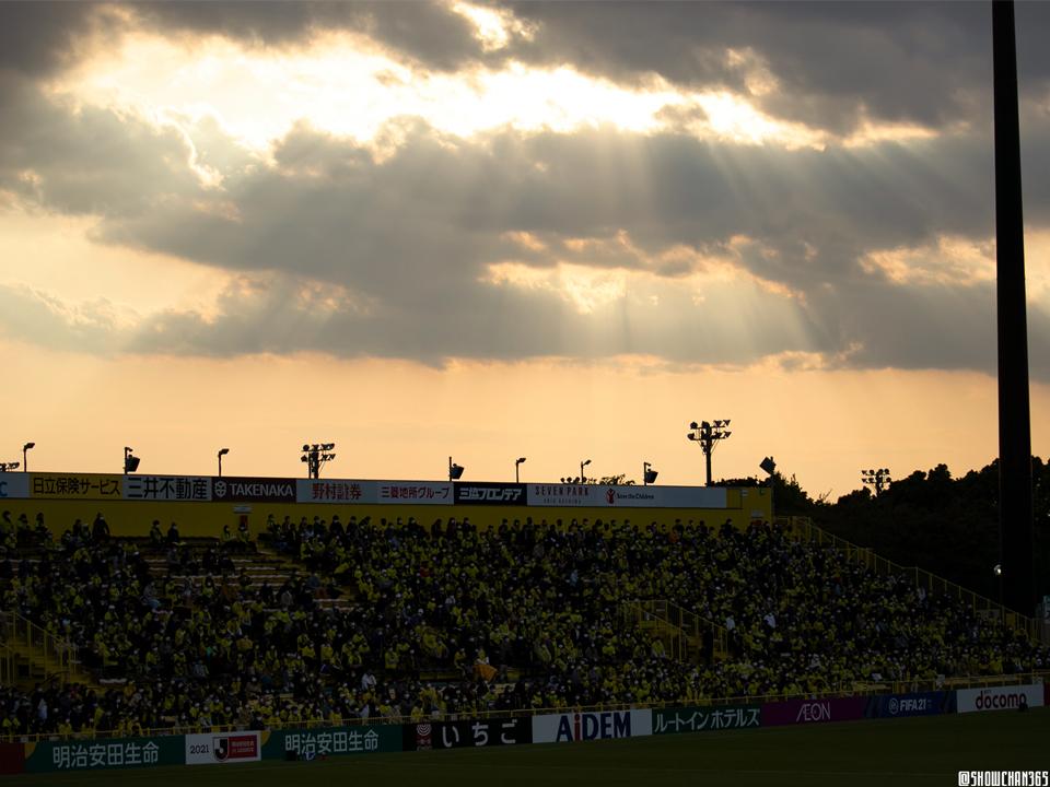20210411【J1第9節】柏レイソル×ガンバ大阪@三協フロンテア柏スタジアム