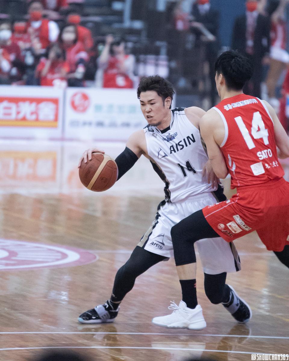 20210515【B.LEAGUE CHAMPIONSHIP 2020-21 QUARTERFINALS GAME1】千葉ジェッツ×シーホース三河
