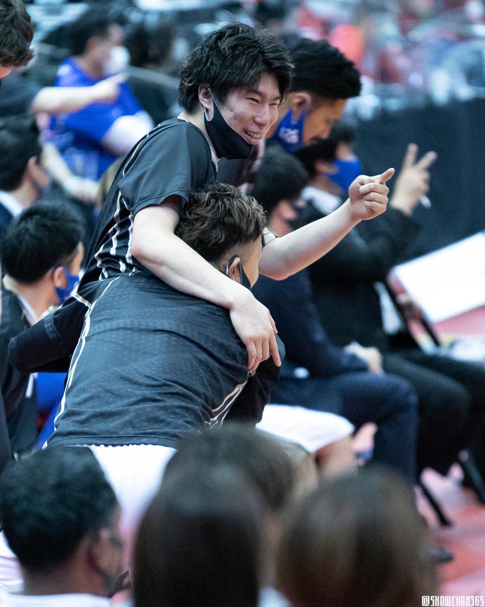 20210516【B.LEAGUE CHAMPIONSHIP 2020-21 QUARTERFINALS GAME2】千葉ジェッツ×シーホース三河@船橋アリーナ