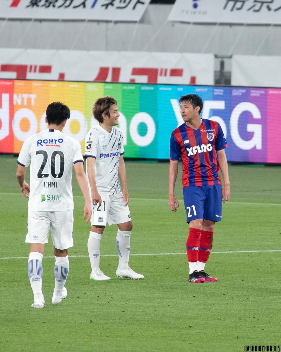 20210522【J1第15節】FC東京×ガンバ大阪@味の素スタジアム