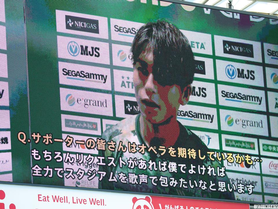 20210523【J2第15節】東京ヴェルディ×ジュビロ磐田@味の素スタジアム