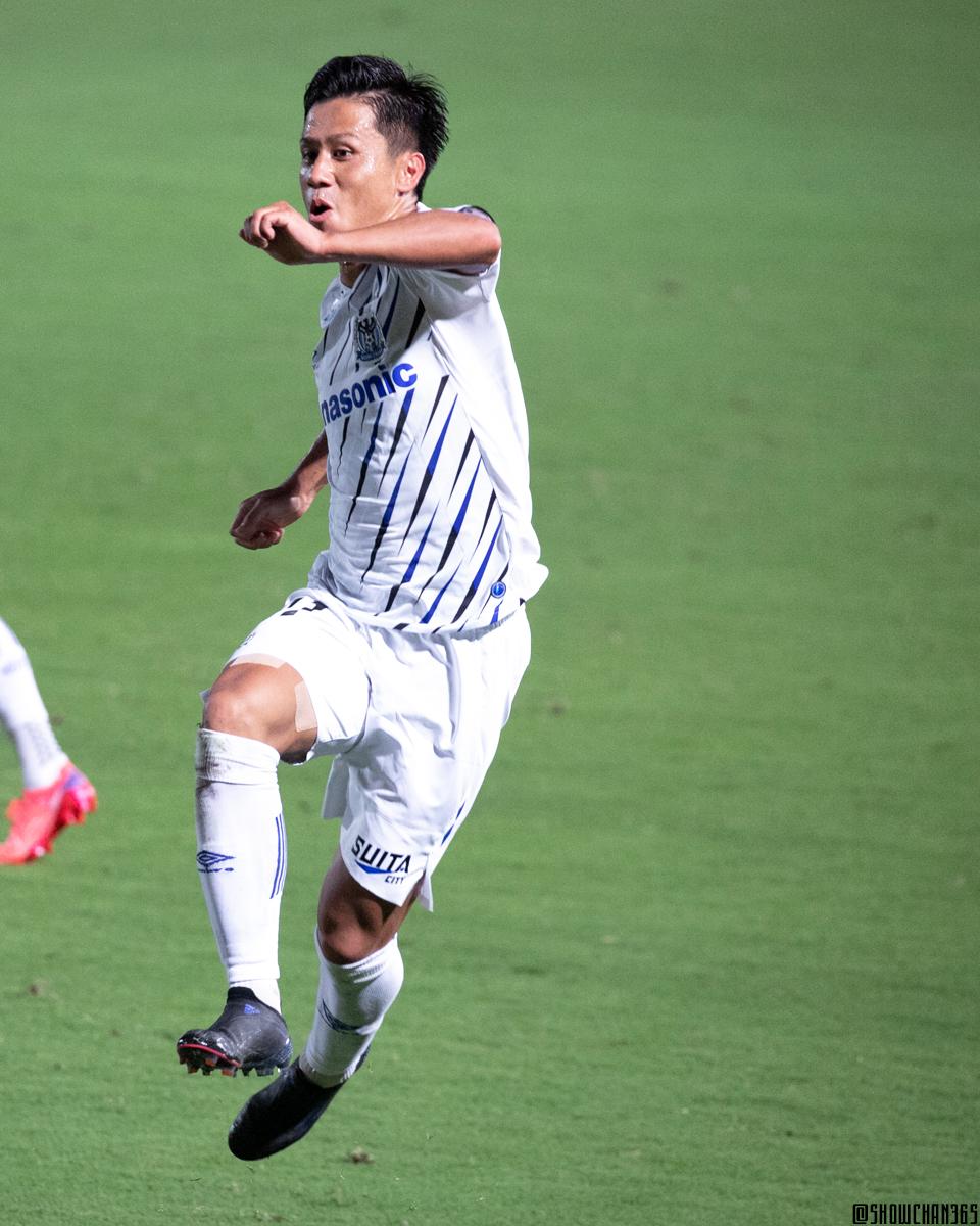 20210825【J1第26節】横浜FC3-1ガンバ大阪@ニッパツ三ツ沢球技場